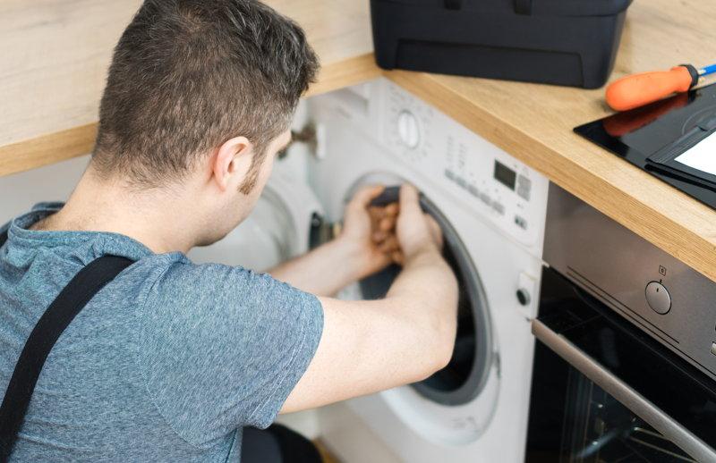Reparatie wasmachine Nijmegen. Hoe werkt het?